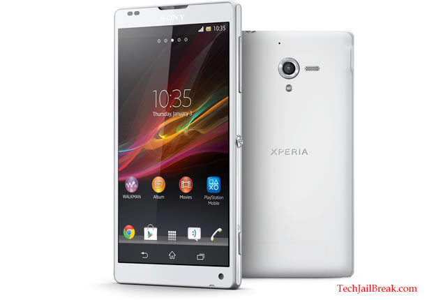 Much awaited Smartphone Sony Xperia ZL launched in Canada