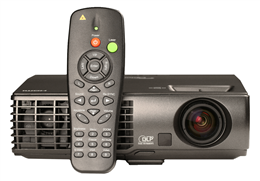 Optoma W304M Projector With Remote