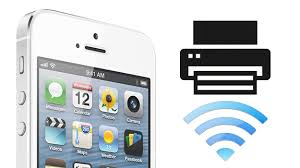 How to print document and images from iPhone