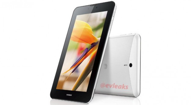 Huawei MediaPad 7 Vogue - 7-inch tablet with support for traditional calls