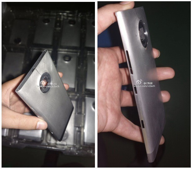 Camera Phone Nokia EOS receives metal housing