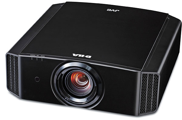 JVC DLA-X55R Projector with 1080p D-ILA imaging: Review & Performance