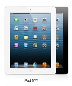 New iPad 5 - Get Set Ready To Embrace The All New iPad 5
