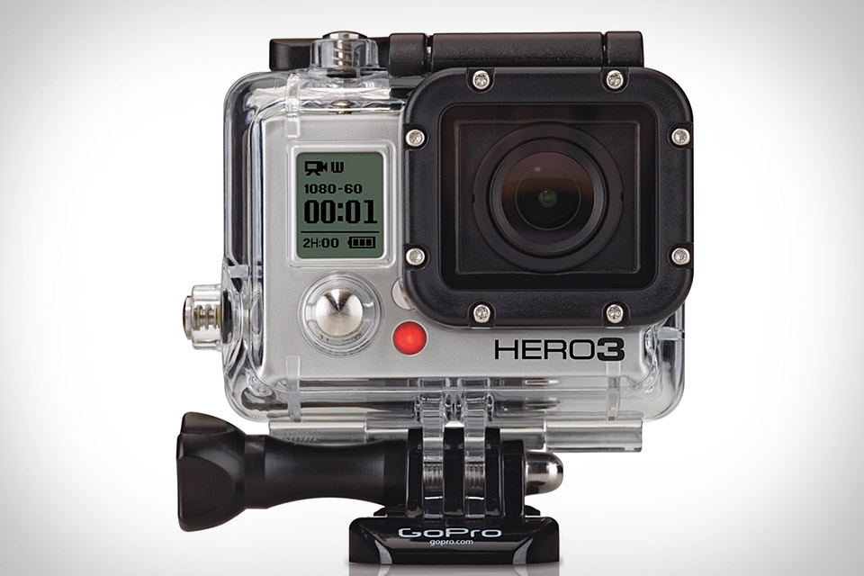 The GoPro Hero 3 Action Camera: Capture the Best Moments!