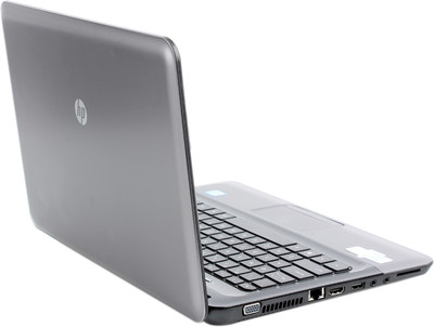 Notebook hp 450 Side View