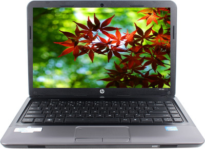 Notebook hp 450 Front View