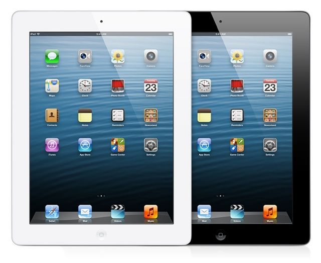 iPad 4 has an upper edge in a competitive market. Know Why?