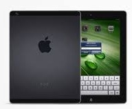 Embrace The All New iPad 5 - front and rear view