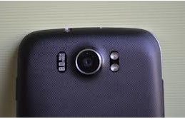Micromax Canvas 110 camera having 8MP resolution  and 4X digital zoom