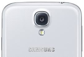 Samsung Galaxy S4 camera with 13MP camera and 2MP front camera