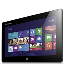 Lenovo Miix: an affordable Windows 8 tablet