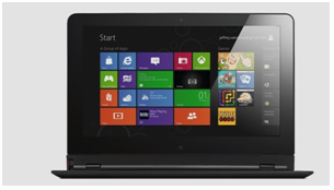 Lenovo ThinkPad Helix: a rugged tablet