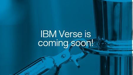 IBM verse mail sign in process