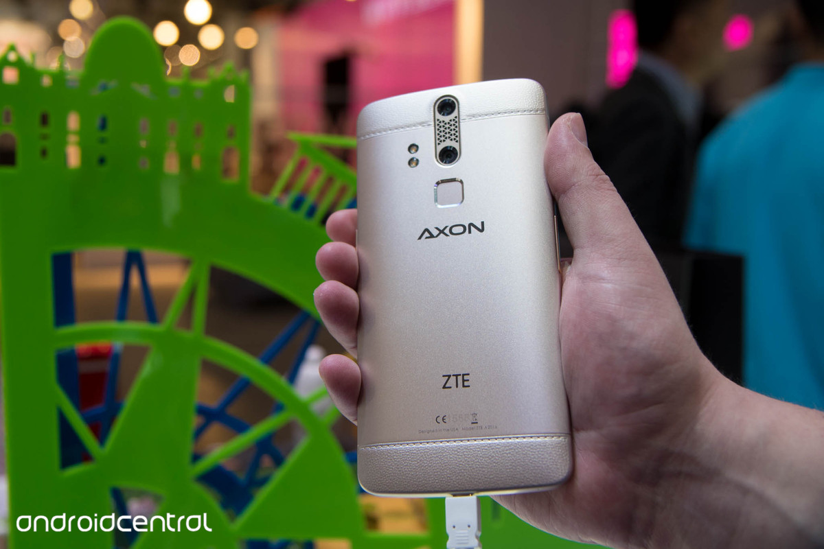 ZTE's Axon Elite – more ways to unlock mobile