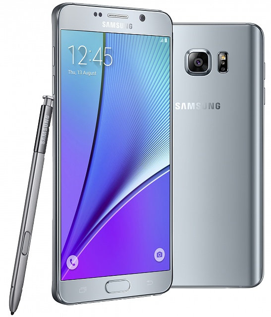 Samsung Galaxy Note 5 and Galaxy S6 Edge+ Comparison