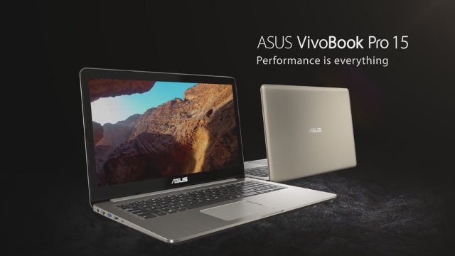 ASUS VivoBook Pro 15 N580VD-DM028T Features, Reviews and Specifications