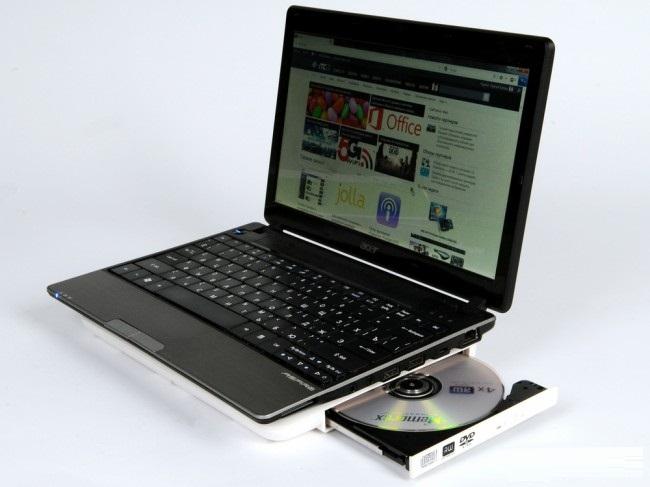 Merlin Netbook Dock