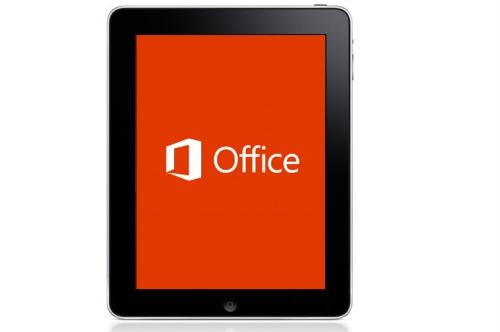Microsoft Office 2012 on iOS