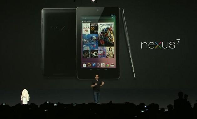 Nexus 7 problems