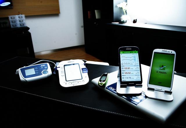 S Health app for Galaxy S III