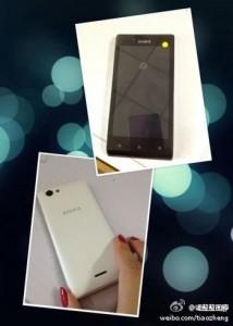 Xperia J smartphone