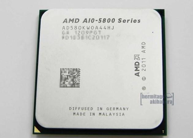 AMD Trinity series processor