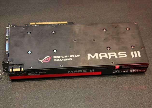 ASUS MARS III