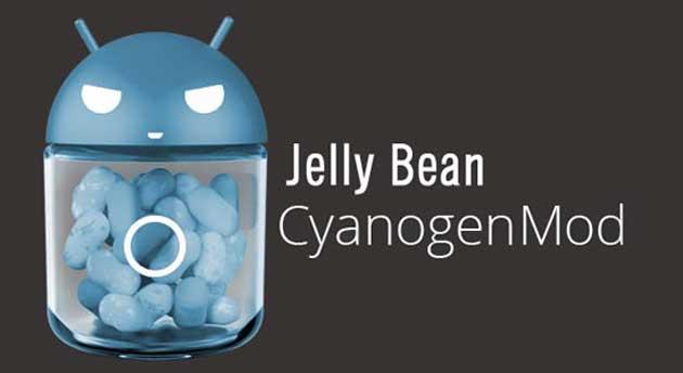 CM10 JellyBean