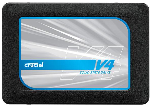 Crucial SSD v4