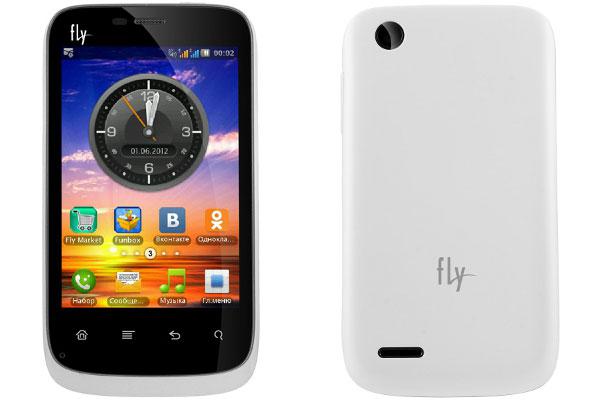 Fly E154 dual SIM phone