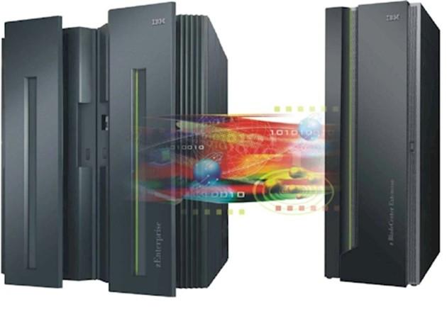 zNext IBM processor