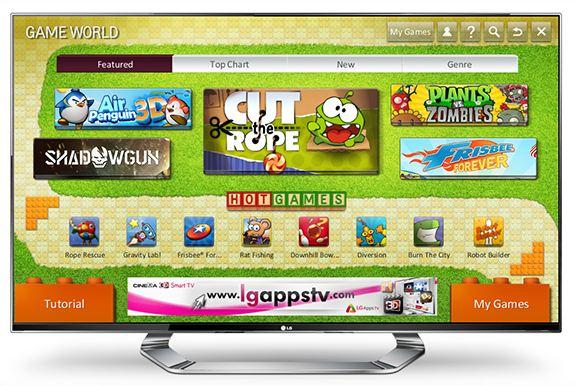 LG Game World