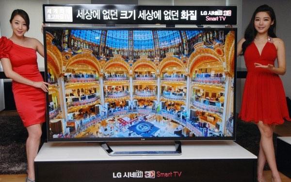 LG Smart TV 84LM9600