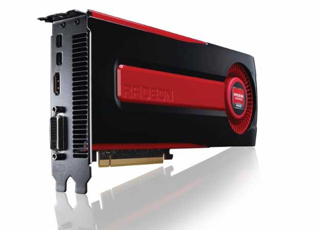 Radeon HD 7000 graphics