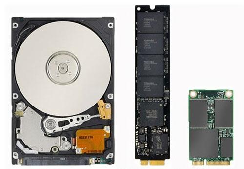 Intel new SSD drives