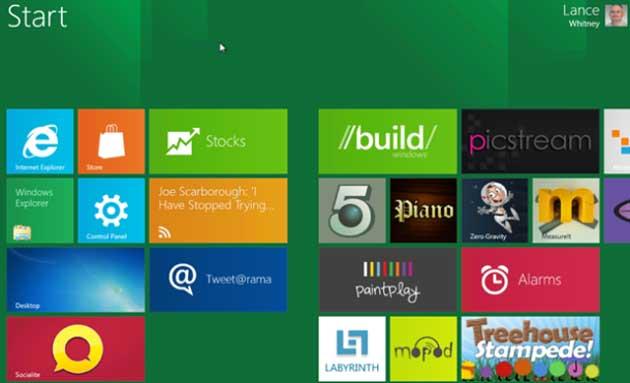 Windows 8 OEM EULA