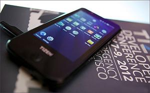 Galaxy S III Tizen OS