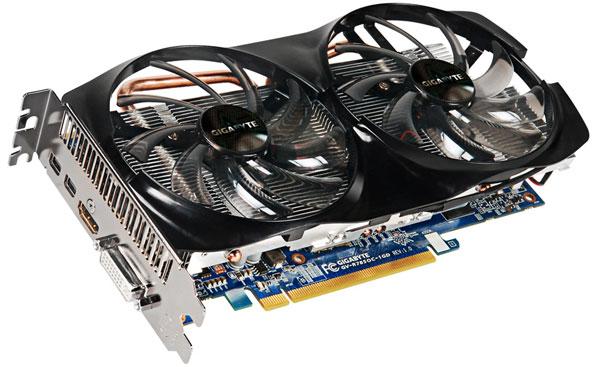 Gigabyte GV-R785OC-1GD Radeon HD 7850