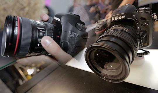 Nikon D600 Vs Canon EOS 6D