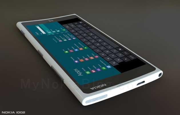 Nokia 1002 Phablet