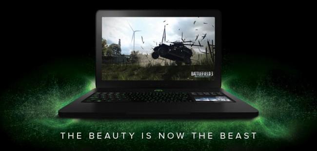 Razer Blade Laptop second generation