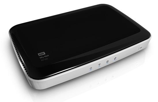 Western Digital My Net N750 HD
