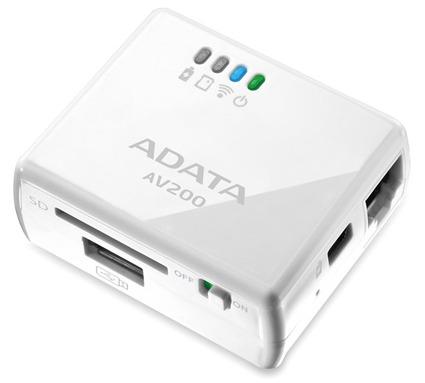 ADATA DashDrive Air AV200