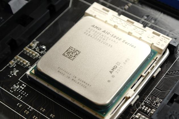 AMD Virgo