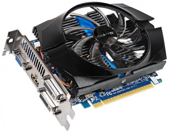 Gigabyte GeForce GTX 650 Ti