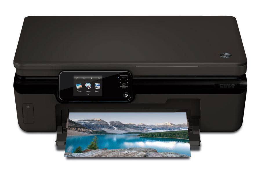 HP PhotoSmart 5520 eAiO