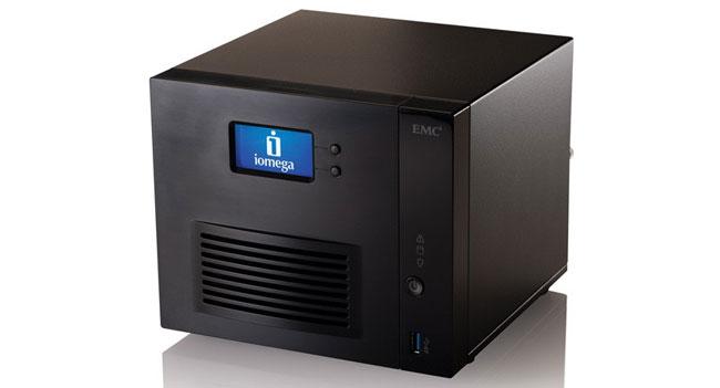 Iomega StorCenter px2-300d and ix4-300d NAS