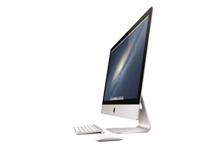 New Apple iMac 2012
