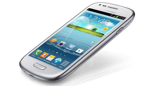 Galaxy S III mini