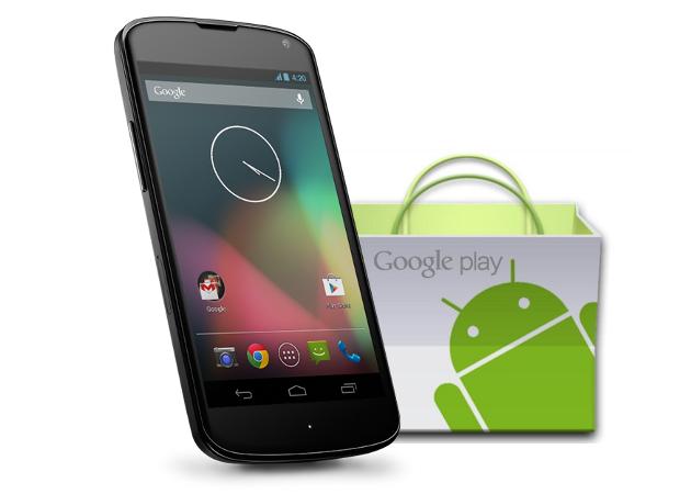 Buy Nexus 4 in India